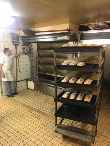 Verbouwing Griffioen Brood en Banket